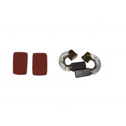 Κάρβουνα SSPF και Φίμπερ για RUPES SS70-SSPF-SSCA (ζευγάρι)