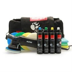 RUPES LHR 15ES DLX KIT Eccentric Polisher Bigfoot