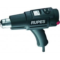 RUPES GTV 20LCD Πιστόλι θερμού αέρα Ψηφιακό 2000W
