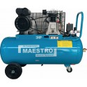 Maestro MAC 100BD Αεροσυμπιεστής λαδιού