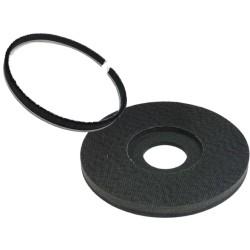 Προσφορά: Ενισχυμένο πλατώ με Velcro και Βούρτσα για FLEX WS702 VEA