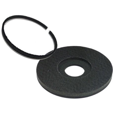 Ενισχυμένο πλατώ με Velcro για FLEX WS702 VEA